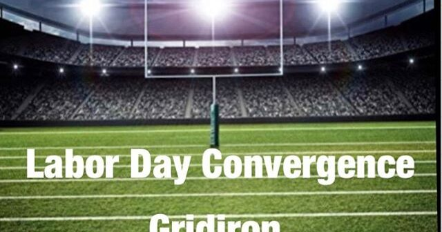 PREBLAST — Labor Day Convergence @ GridIron